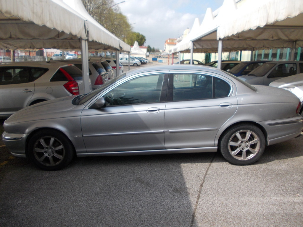 Jaguar X - Type 2.0 D
